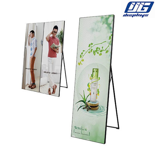 192 *192 Module LED Standing Advertising Screen / LED Panel Screen
