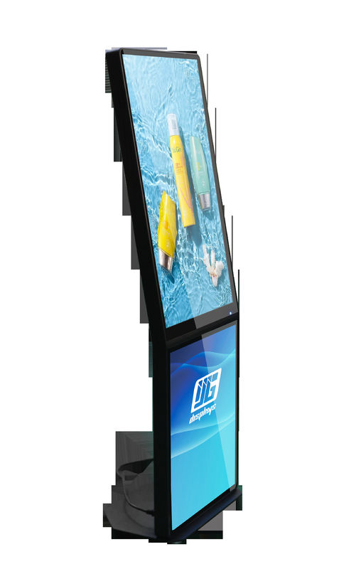 "32"" Digital Signage With LED Light Box High Resolution 1080 X 1920"